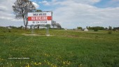 Dwustronny Billboard  przy S61